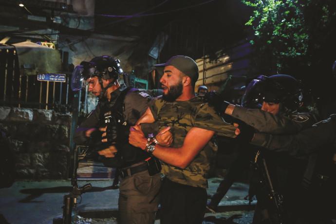 מהומות בשכונת שייח' ג'ראח בירושלים