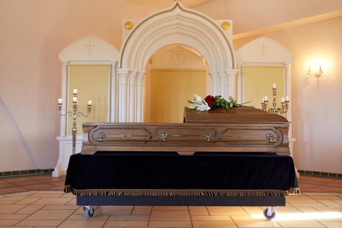 ארון קבורה, אילוסטרציה