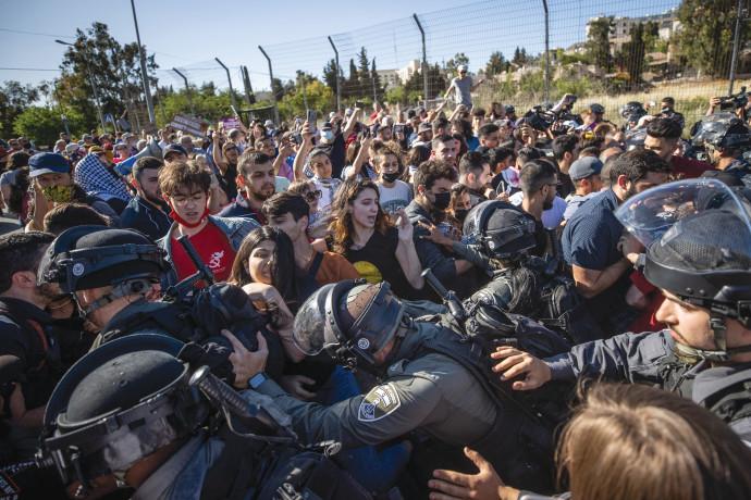 המהומות בשייח' ג'ראח