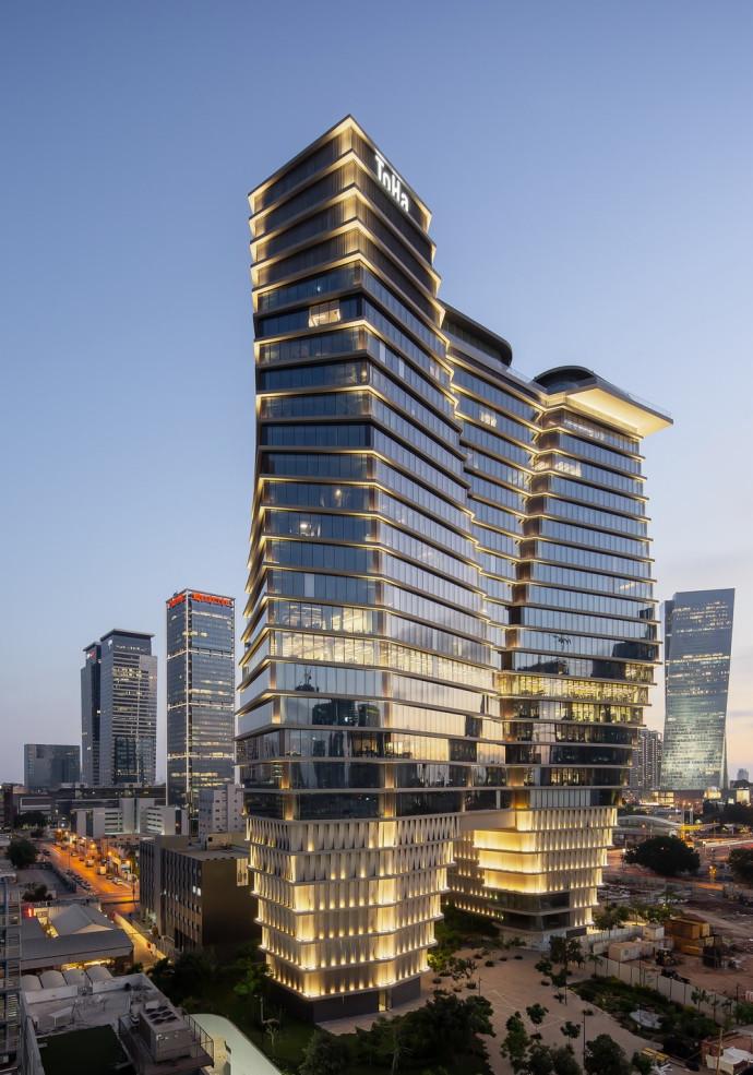 מגדל ToHA בתל-אביב