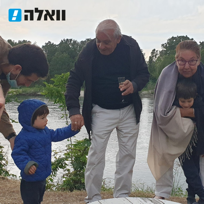 עמית בירן, הבן תום ויצחק וברברה כהן שנהרגו באסון הרכבל באיטליה לצד הבן איתן שנפצע אנוש