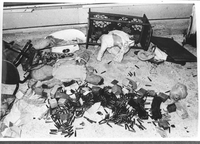 חדר הילדים בקיבוץ