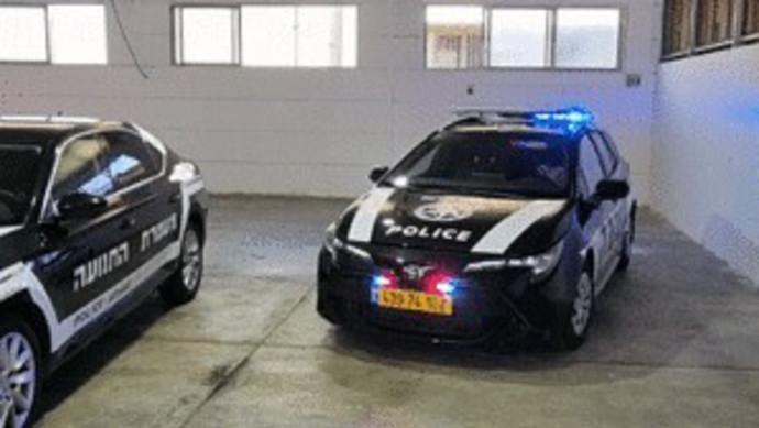 הרכבים החדשים של המשטרה