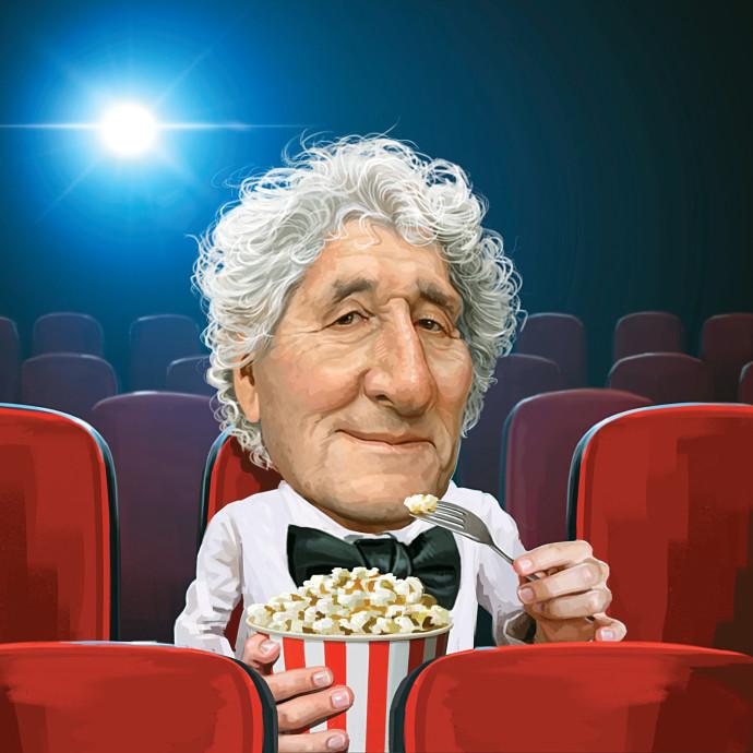 מאיר עוזיאל חוזר לקולנוע