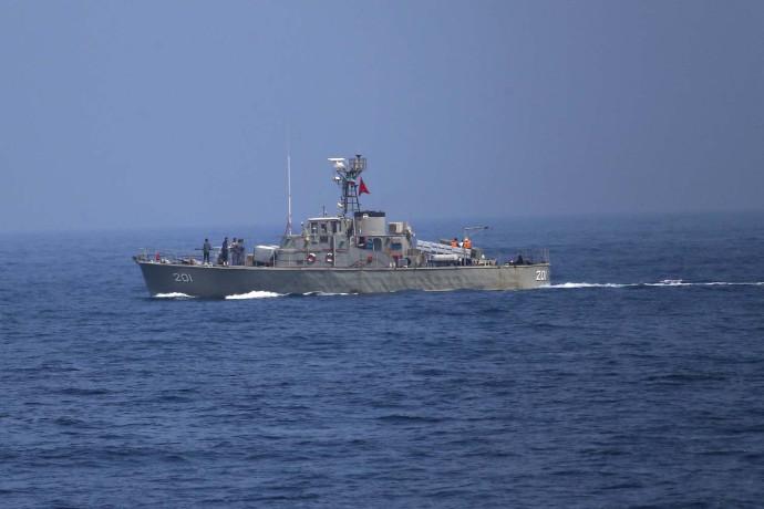 ספינה של חיל הים האיראני, ארכיון