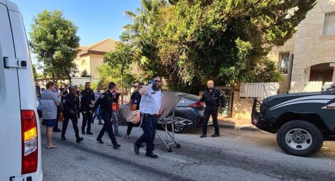 שוטר הותקף בגבעת זאב ונפצע קשה