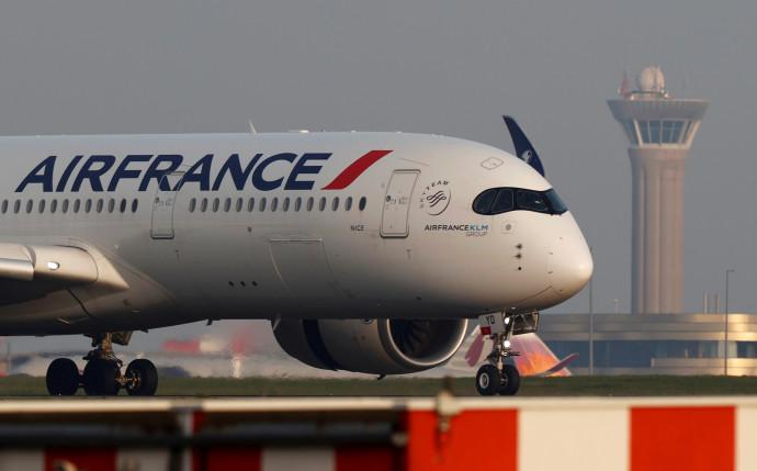 מטוס חברת Air France