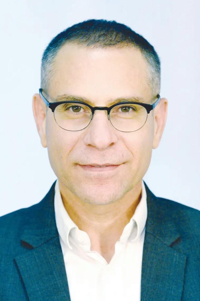 מנהל רשות המיסים ערן יעקב