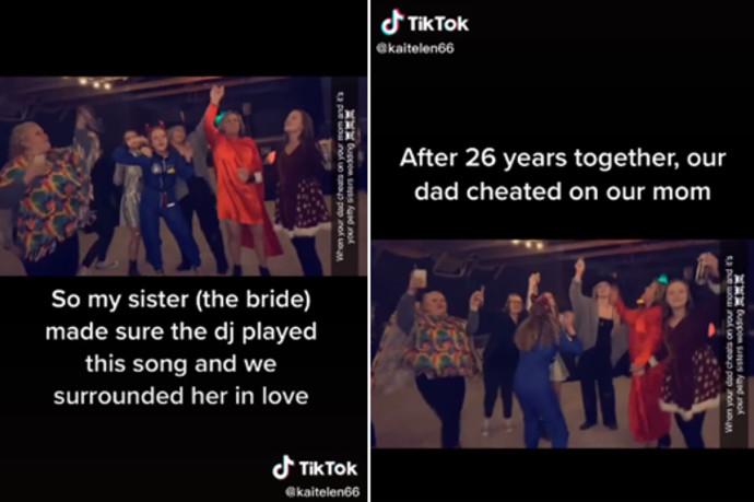 הכוח הנשי בחתונה