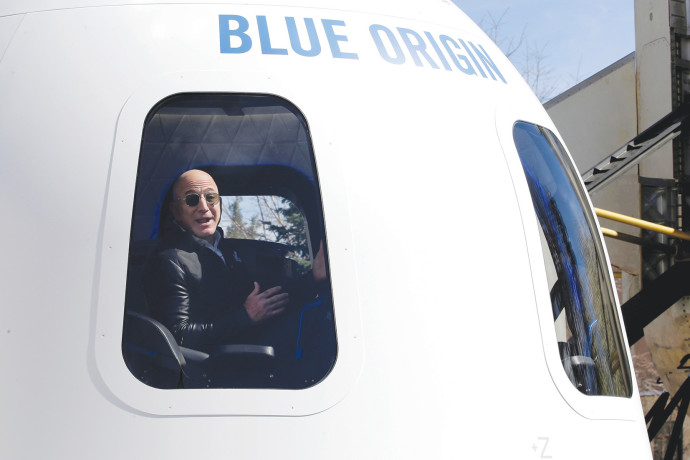 האיש העשיר בעולם צפוי לטוס לחלל