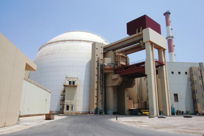המתקן הגרעיני בבושהר