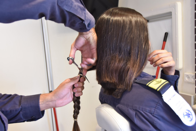 מבצע תרומות השיער למען חולות הסרטן