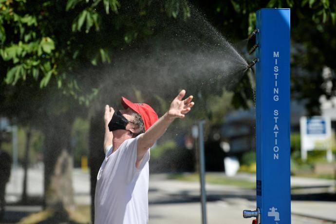 עומס חום קיצוני בקנדה