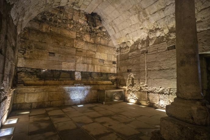 מבנה מתקופת בית שני