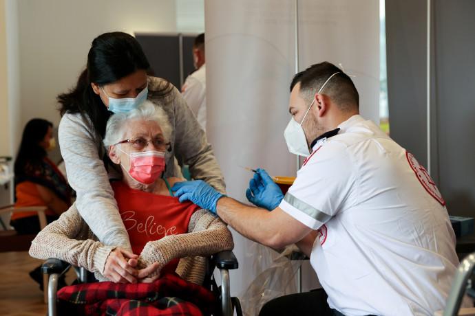חיסון קשישים