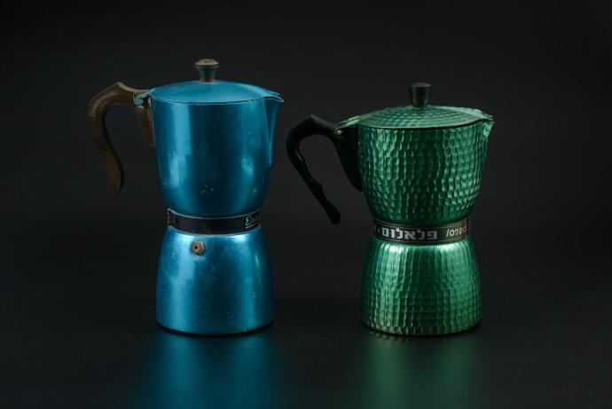 מכונות קפה תוצרת ישראל משנות ה-40 וה-50