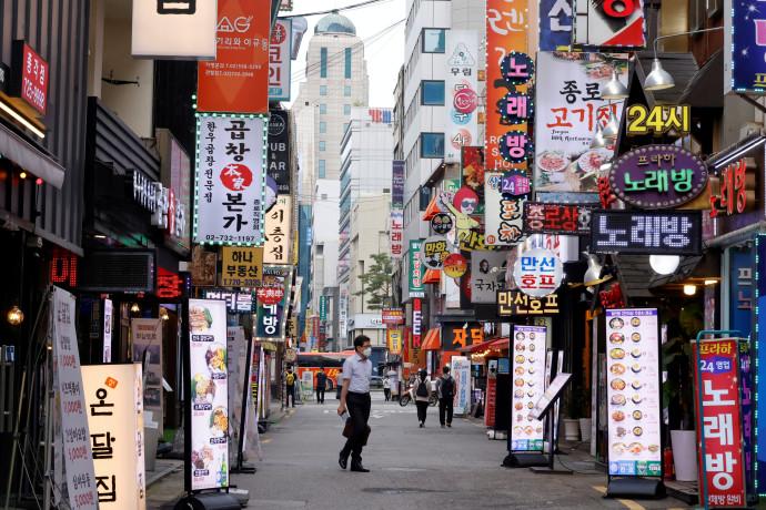 קורונה בדרום קוריאה