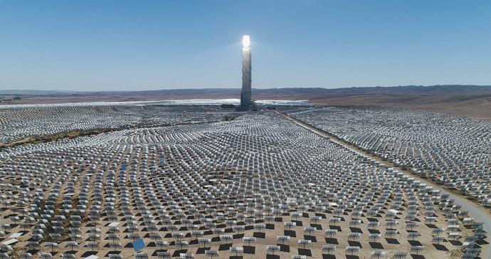 תחנת כוח סולרית