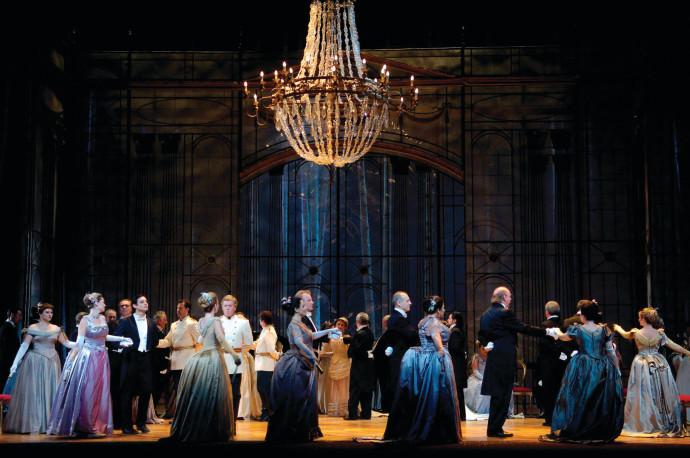 """מתוך האופרה """"יבגני אונייגין"""""""