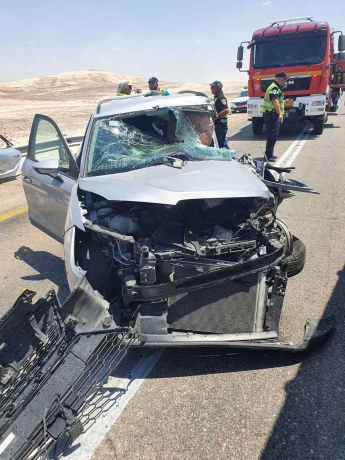 תאונה קטלנית בכביש 80