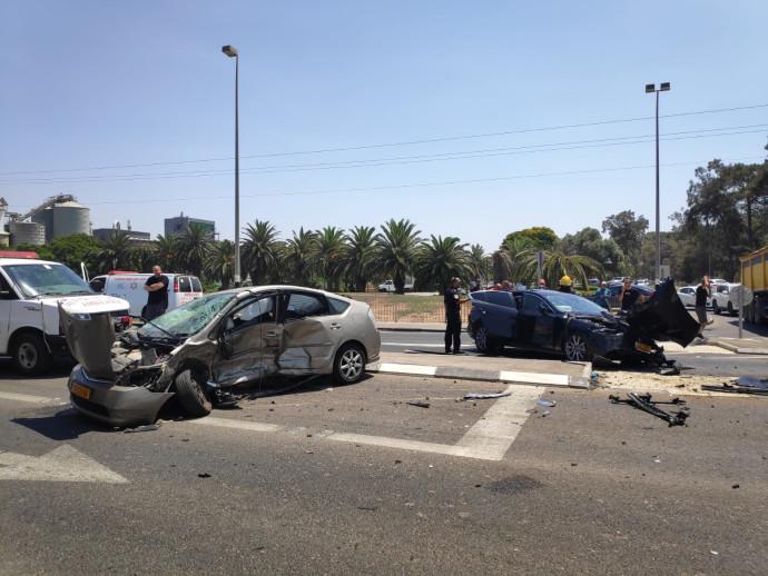 תאונה קטלנית בכניסה לקיבוץ מענית