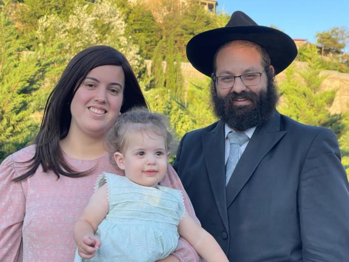 יהושע סודקוף ומשפחתו