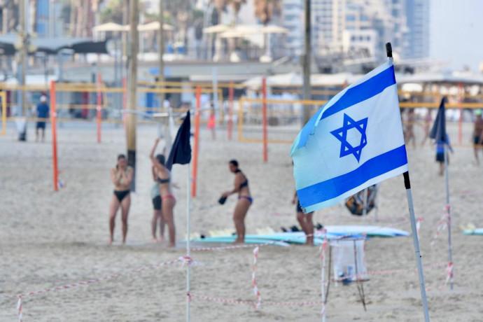 קיץ בישראל