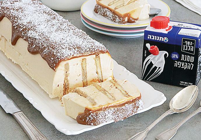 עוגת אלפחורס - המתכון המנצח של תנובה