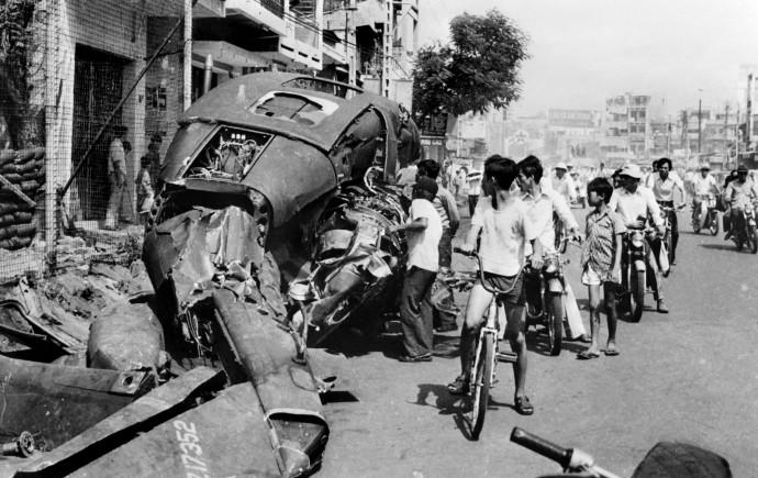 נפילת סייגון, 1975