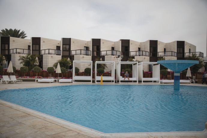 מלון ישרוטל ריביירה