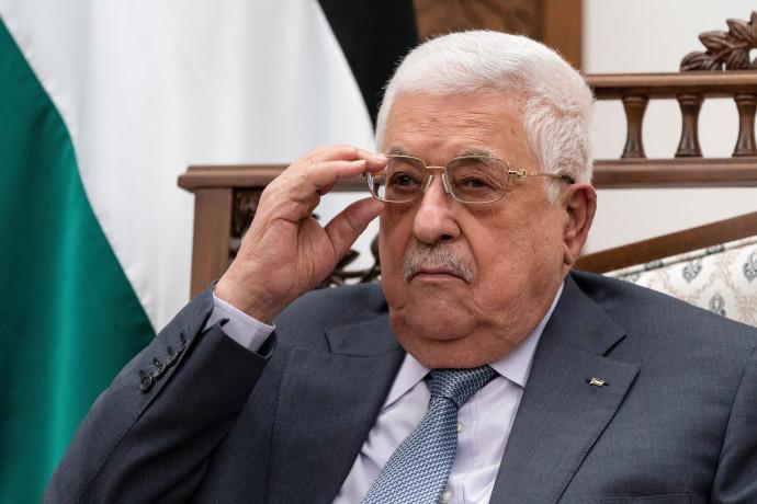 נשיא הרשות הפלסטינית, מחמוד עבאס