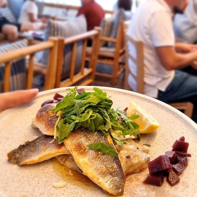 מסעדת beach club חיפה