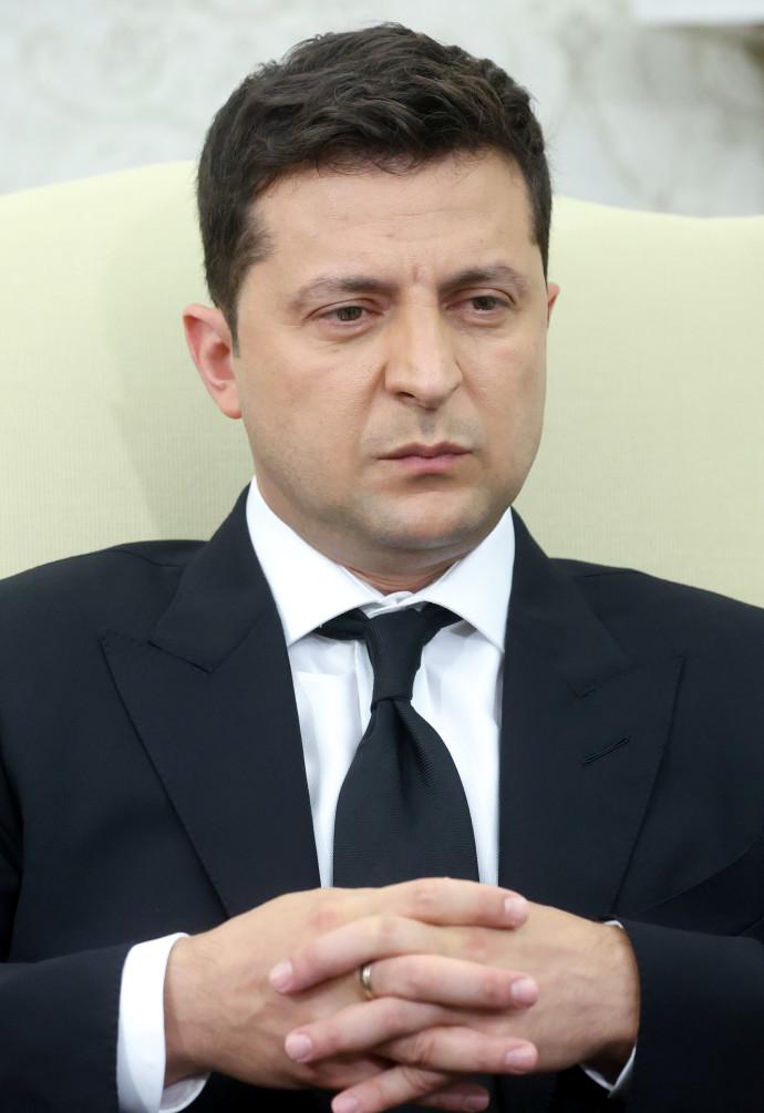 ולדימיר זלנסקי נשיא אוקראינה