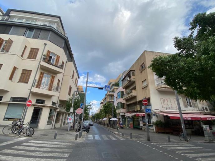 מעונן חלקית בתל אביב