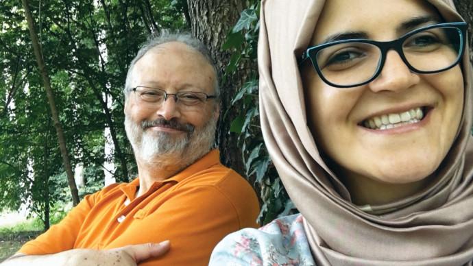 """""""העיתונאי"""": סיפורו של ח'אשוקג'י"""