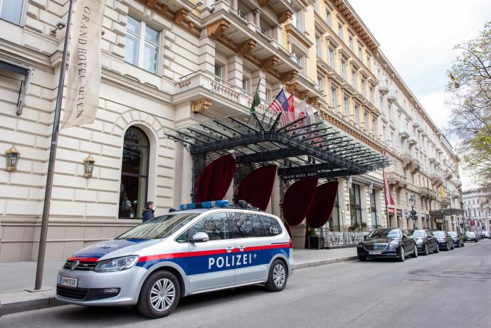 משטרת אוסטריה, אילוסטרציה