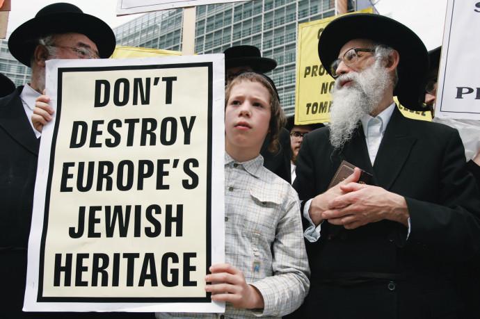 יהודים בבריסל