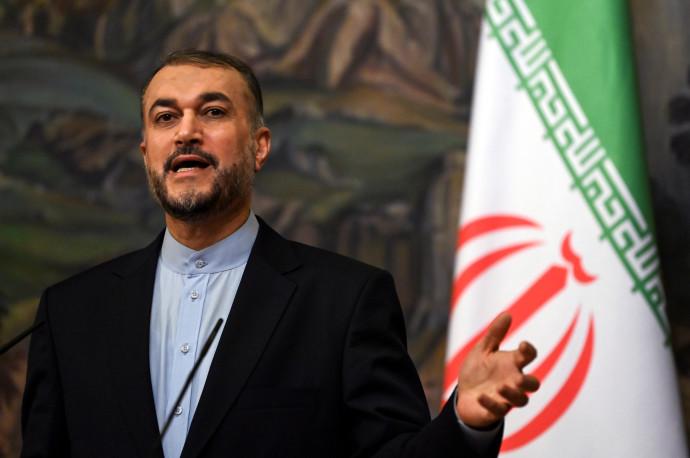 שר החוץ האיראני,חוסיין-אמיר עבדאללהיאן