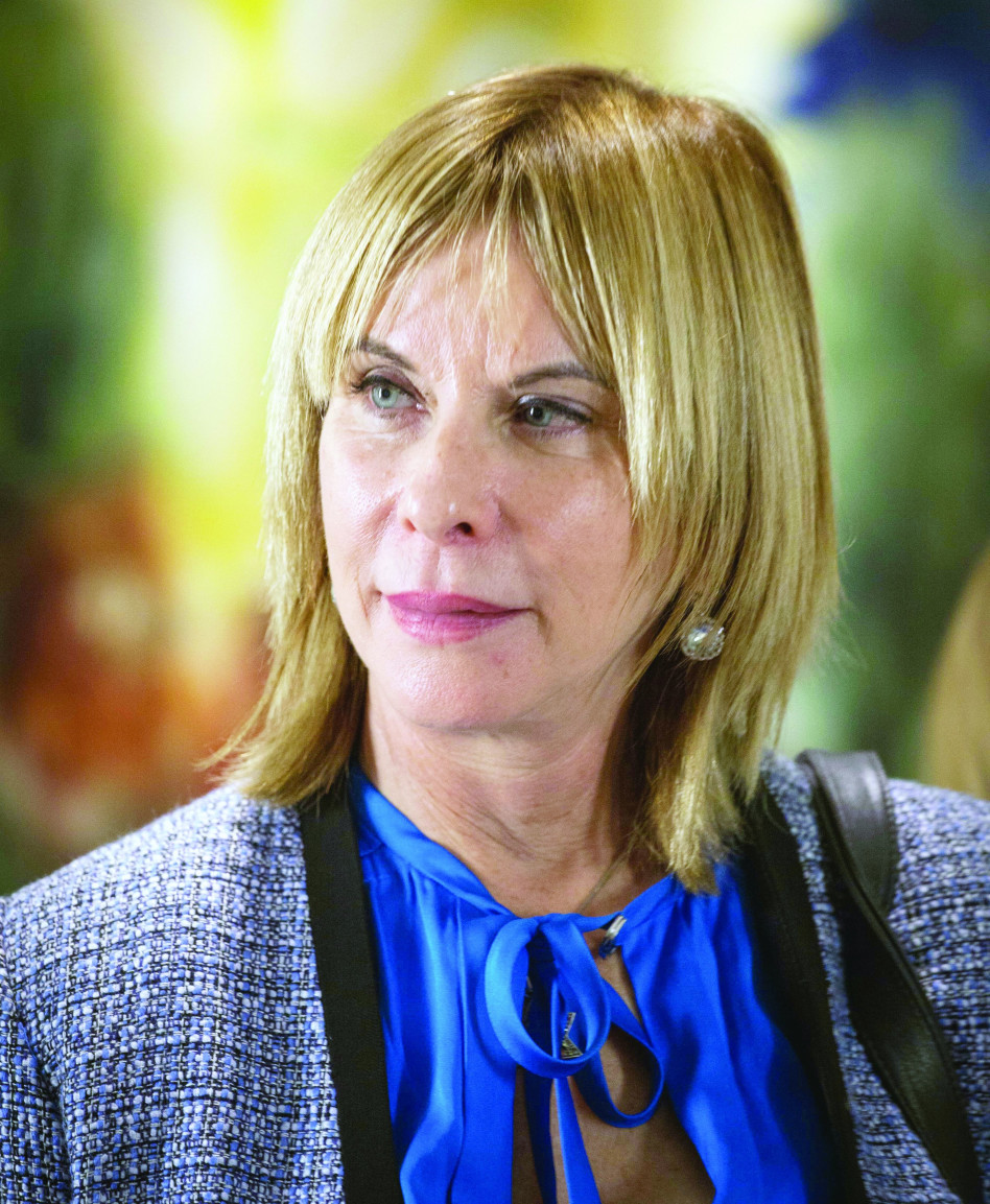 גליה אלבין (צילום: אורי לנץ, פלאש 90)