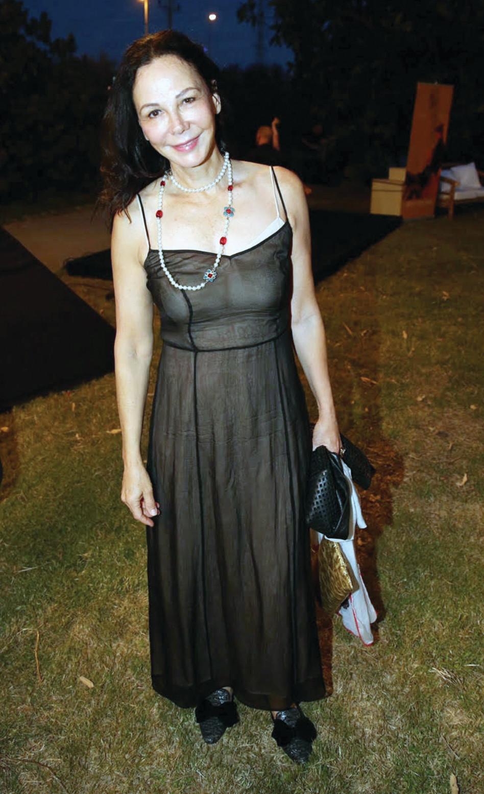 פנינה רמון (צילום: איציק בירן)