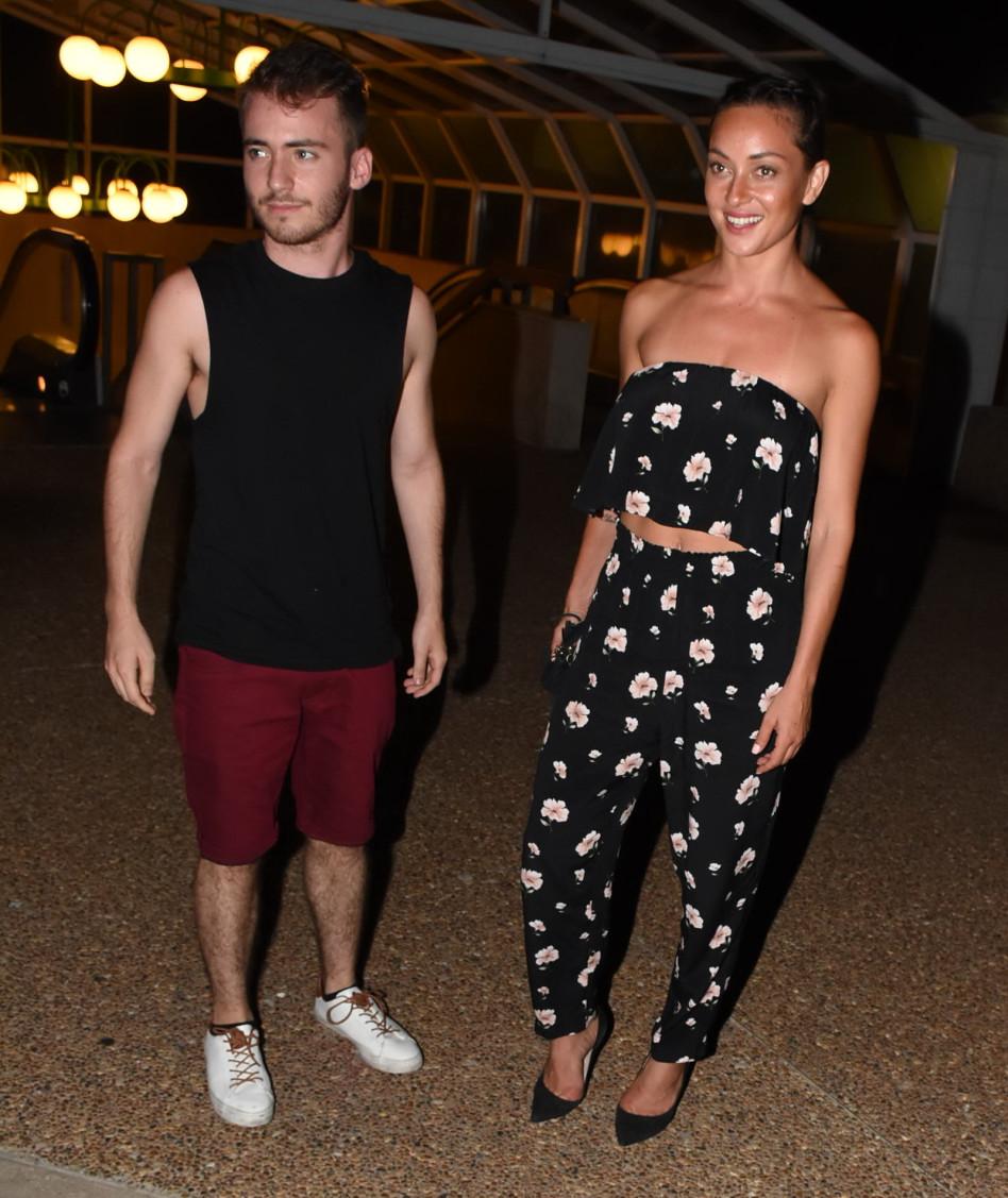 רוקדים עם כוכבים. אנה ארונוב ודניאל מורשת