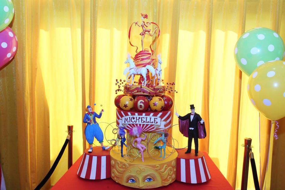 פאן. עוגת הקומות של ראידמן