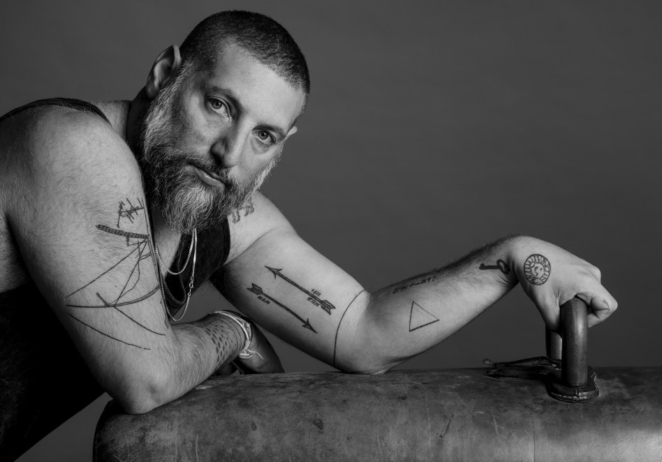 אסף גרניט (צילום: רון קדמי)