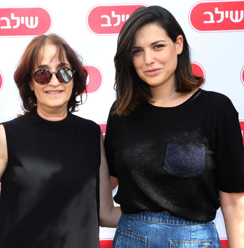 סיון קליין וענת לוין (צילום: סיון פרג')