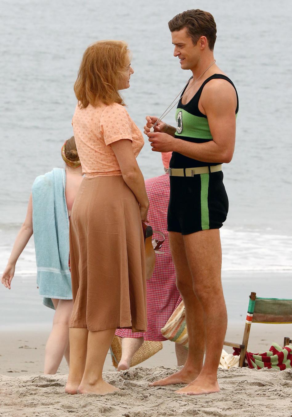 קייט וינסלט, אתם חולקים חדר הלבשה?
