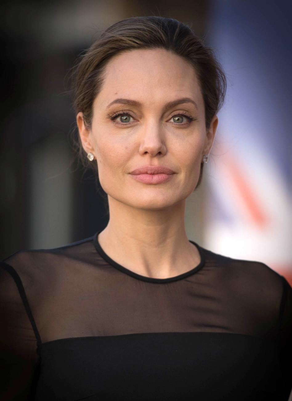 אנג'לינה ג'ולי (צילום: Getty images)