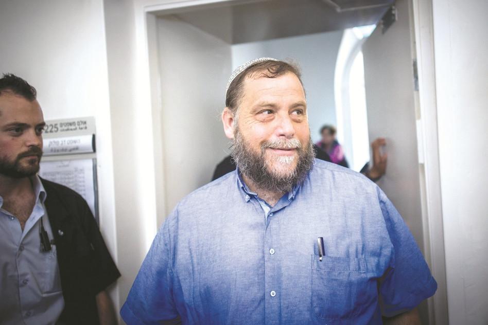 בנצי גופשטיין (צילום: יונתן זינדל , פלאש 90)