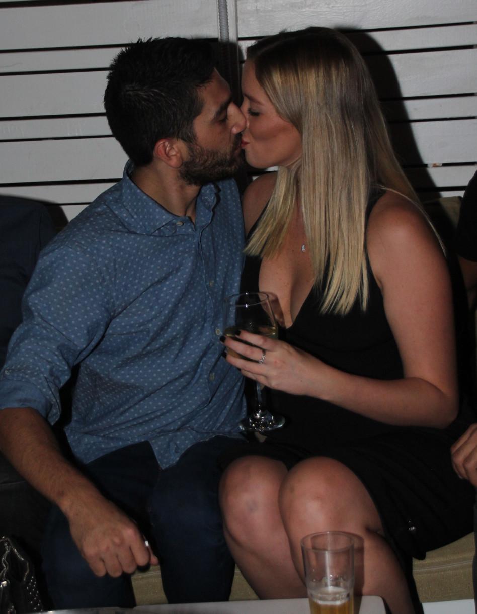 עוד נשיקה. יצחקוב וכספי
