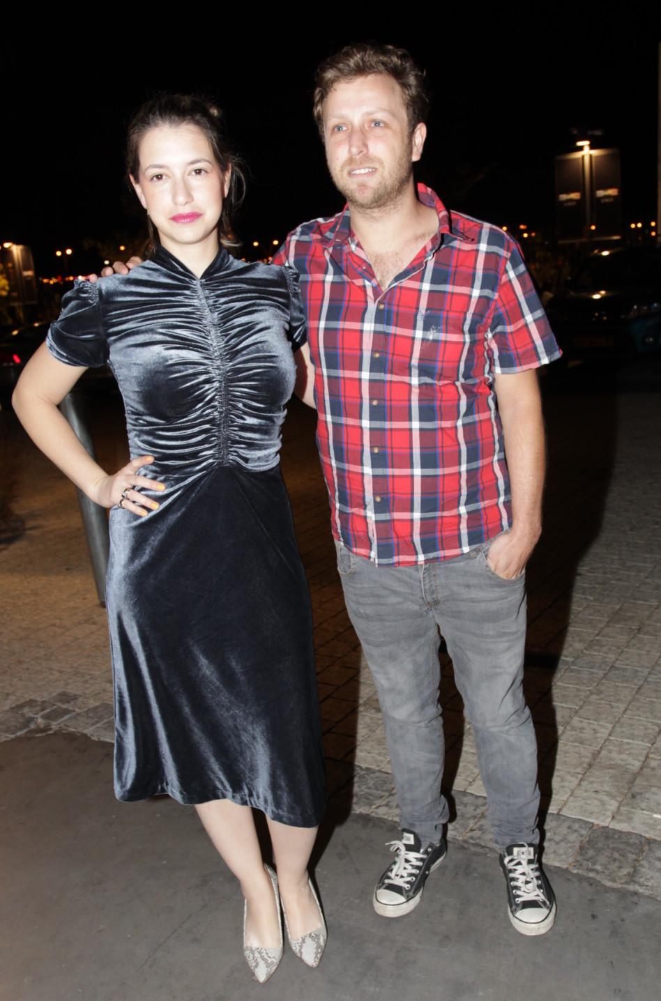 ליאור ורוני דיין (צילום: אור גפן ורפי דלויה)