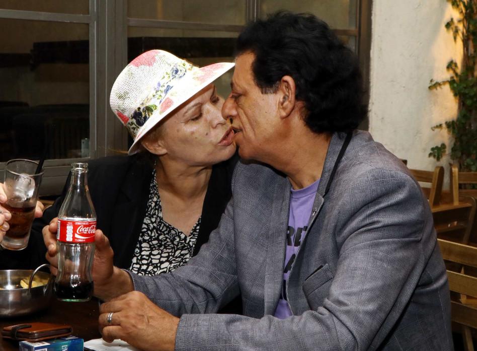 יהודית ושימי תבורי (צילום: אמיר מאירי)